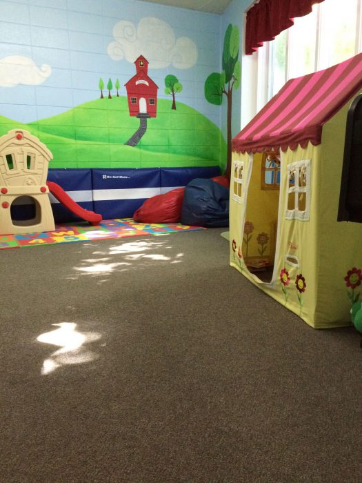 We run, jump, and play in the motor room.